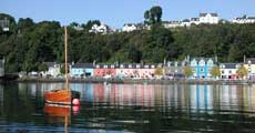 Accommodation in Tobermory, including hotels, band b's and self catering