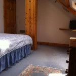 Moss Hill bed and breakfast double room