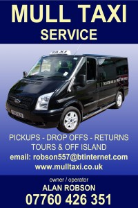 Mull Taxi Service