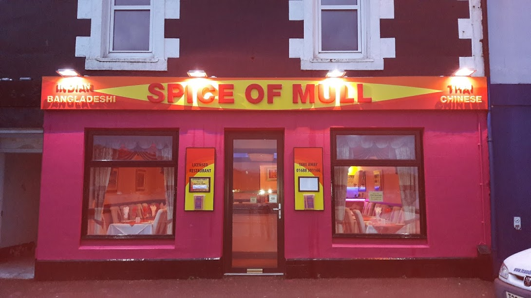 Spice of Mull