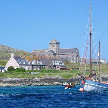 Isle of Iona Website