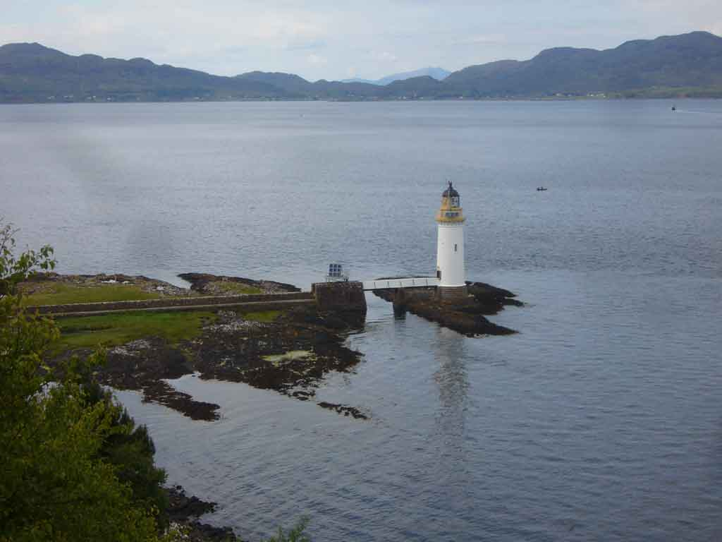 Tobermory Lighthouse walk