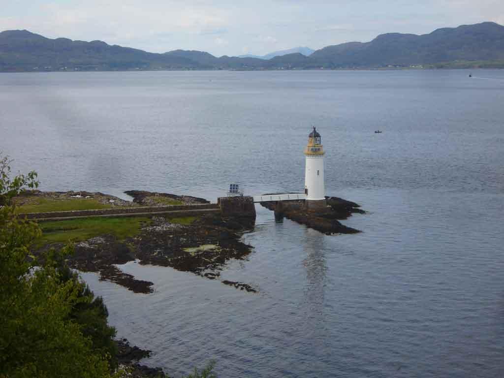 Tobermory Lighthouse walk