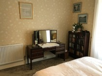 The Old Manse Bedroom