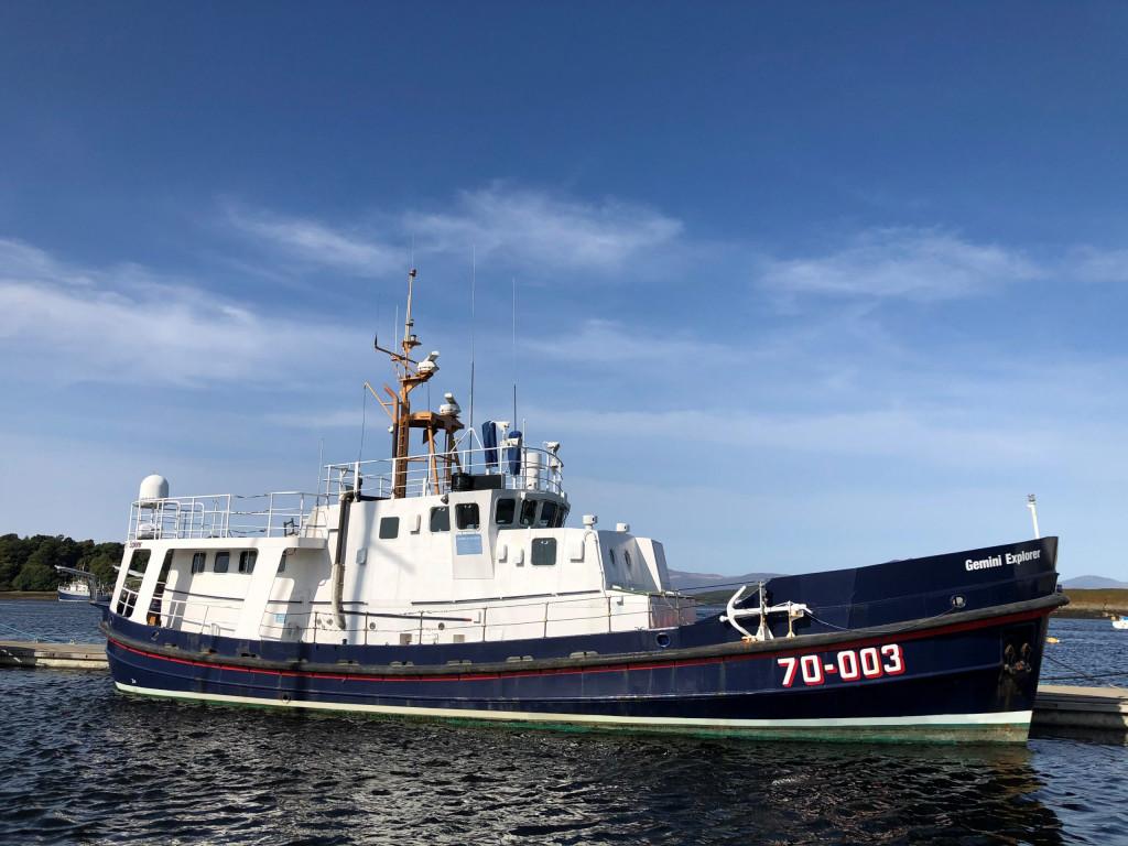 Gemini Explorer marina