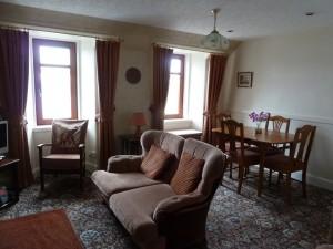 Kiloran Lounge and dining room