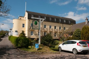 Park Lodge Josie Jump's house in Balamory