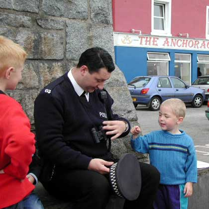 Children's things to do in Tobermory