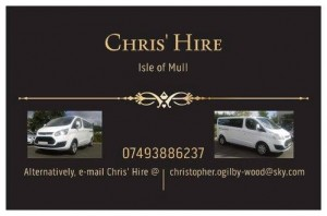 Chris' Taxi Hire
