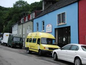 Edi Mcreadies house in Balamory