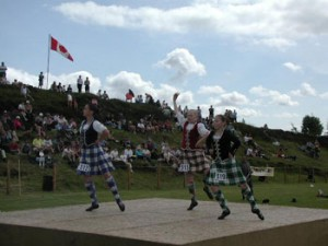 Tobermory Highland Games