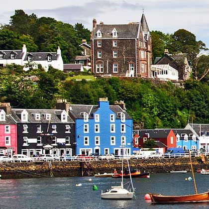 Hotels in Tobermory Isle of Mull
