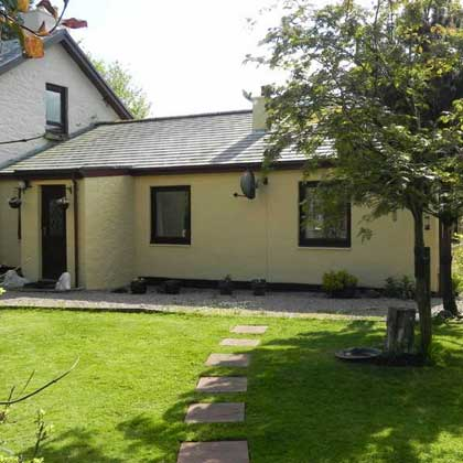self catering in tobermory 4 or 5 persons